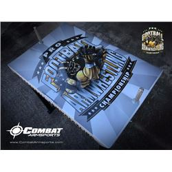 Limited Edition Official Table of the Professional Football Armwrestling Champio