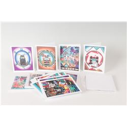 Stationary cards