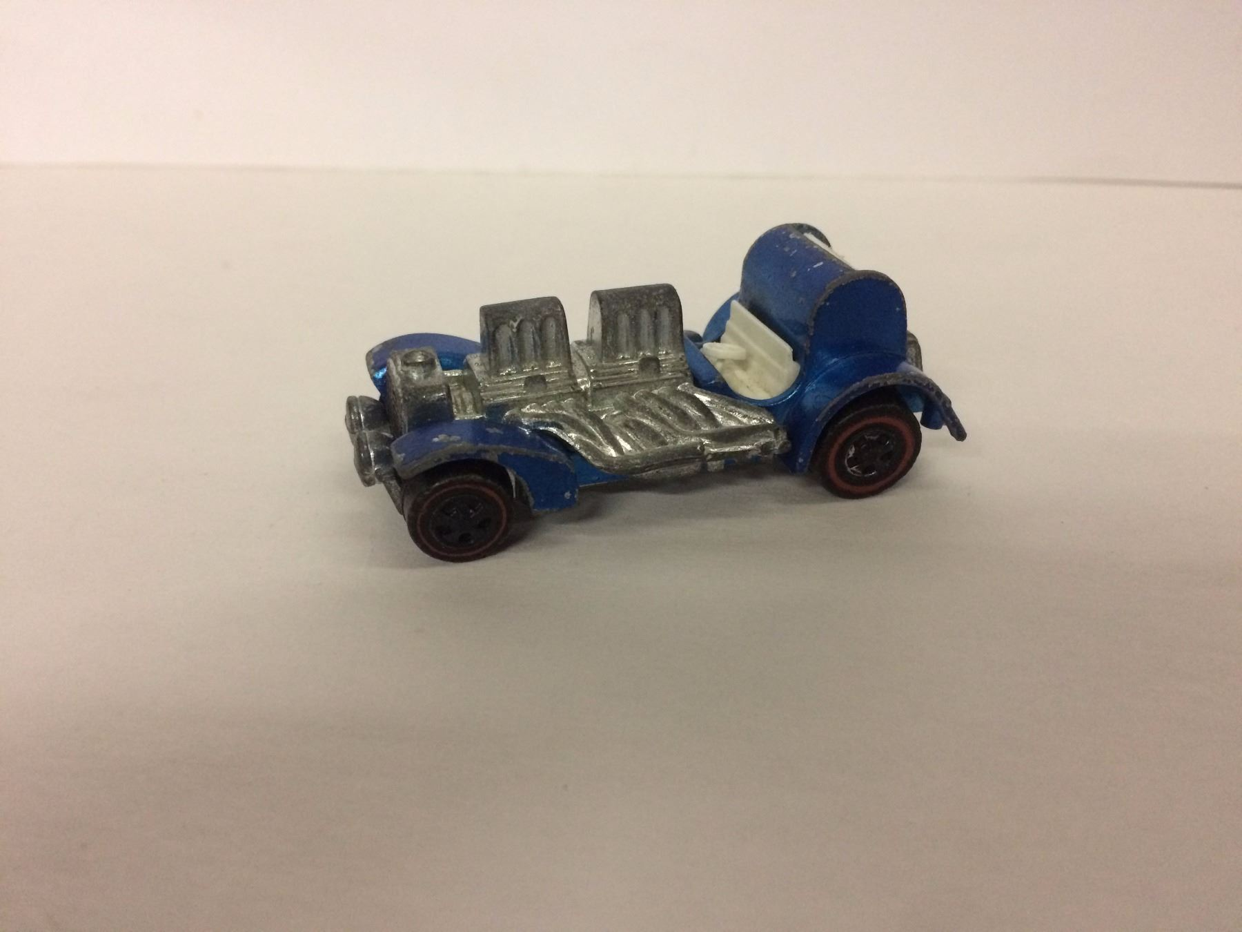 Vintage Die Cast Toy Car 1970 Hot Wheels Special Delivery