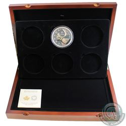 2016 Canada 25-cent Big Coin Series Fine Silver Coin in the Original Series Display Box with COA (Li