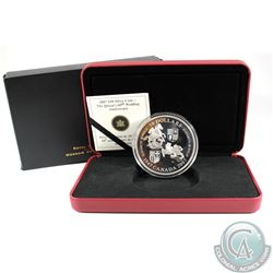 2007 Canada $50 Queen's 60th Wedding Anniversary 5 oz. Fine Silver Coin (No Tax)