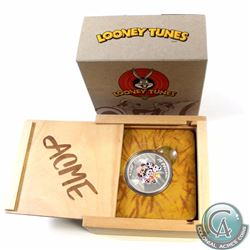 2015 Canada $20 Looney Tunes Classic Scenes Merrie Melodies Fine Silver Coin (TAX Exempt)