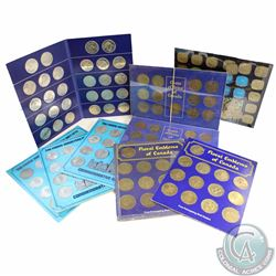Large Group Lot of Complete Canada Collector Medallion sets. You will receive the following sets: 3x