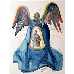 Dali - Purgatory Canto 33 - The Divine Comedy