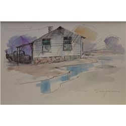 """GRANDPA'S FARM TRUCK II"" BY MICHAEL SCHOFIELD"