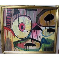 Arshile Gorky Oil on Canvas