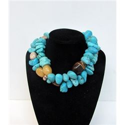 Stunning Mixed Stone Necklace