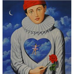 Rafal Olbinski - Explicit Introspection
