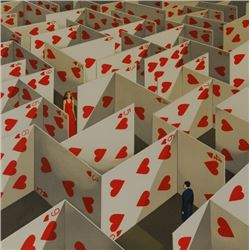 Rafal Olbinski - Illusive Specifity of Random Compliment