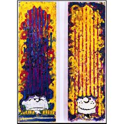 Just a Couple of Babes by Tom Everhart