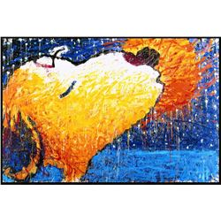 Sticky Wet Romantic by Tom Everhart