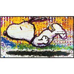 As The Sun Sets Slowly by Tom Everhart