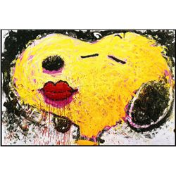 Dog Lips 1996' by Tom Everhart