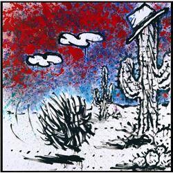 Tumble Weed Cha-Cha 93' by Tom Everhart