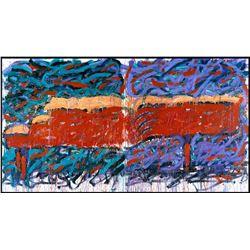 Schroeder's Piano 1990 by Tom Everhart