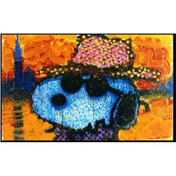 A Guy in a Sharkskin Suit by Tom Everhart