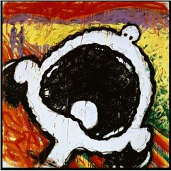 The Scream 1994' by Tom Everhart