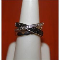 Triple Band Diamond Ring