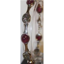Fancy Agate Bracelet