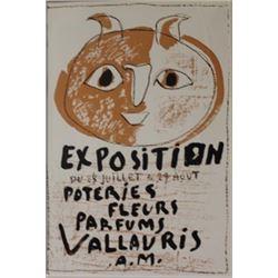 Exposition Du 24 Juillet Au 29Aout lithograph (2)