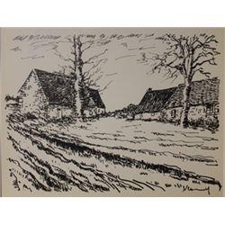 Our House - Lithograph  Valmark