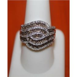 Unisex Diamond Ring