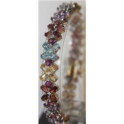 Fancy Multi-Color Bracelet