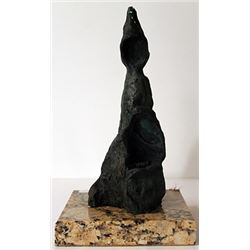 Limited Edition Bronze Sculpture - Joan Miro