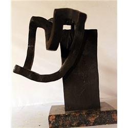 Bronze Sculpture - Edouardo Chillida