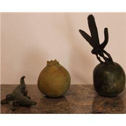 Still Life - Patina Bronze Sculpture - Salvador Dali