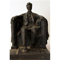 Abraham Lincoln Memorial - Bronze Sculpture