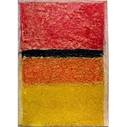 No 67 - Pastel Drawing on Paper - Mark Rothko