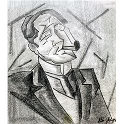 Portrait of Estefano 40' - Albert Greizes