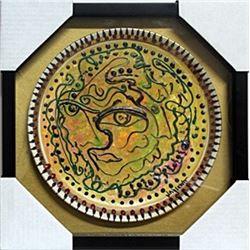 Emotions - Original Oil on Ceramic - William Verdult