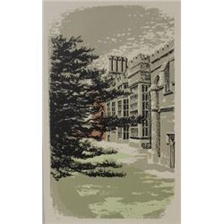 University - Lithograph -  legrand