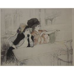 Forteir and Marotte Lithograph -  legrand