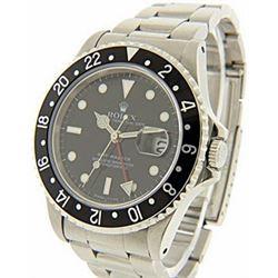 Men's GMT Master Rolex Wrist Watch
