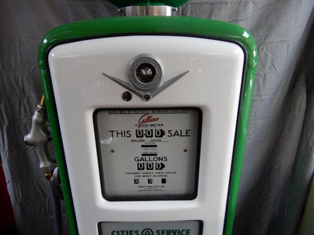 GILBARCO GAS PUMP
