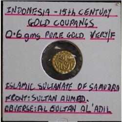 Sumatra Gold Fannam