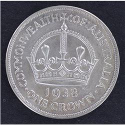 1938 Crown Good VF