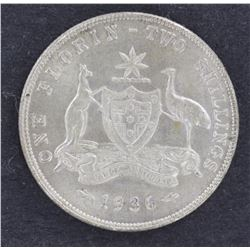 1936 Florin Choice Uncirculated