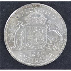 1940 Florin Choice Unc