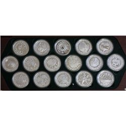 Sydney Olympic Silver Coin Collection