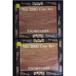 1990 Mint Set (2)