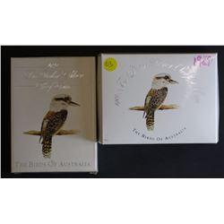 1989 Kookaburra Regular & Piedfort