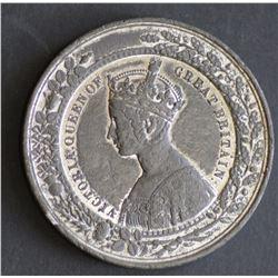 Large medal 1887