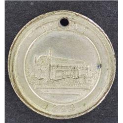 Australia silver Medalet