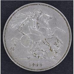 Crowns 1888, 1889, 1890