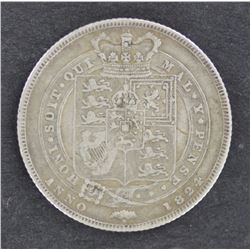 GB Shillings 1824, 1825,1826