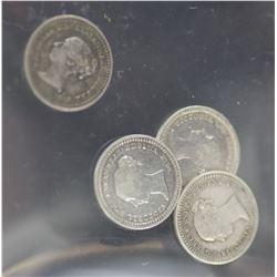 Victorian 3 halfpence (4)